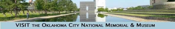 Visit the OKC national memorial museum